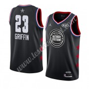 Maillot NBA Pas Cher Detroit Pistons 2019 Blake Griffin 23# Noir All Star Game Swingman..