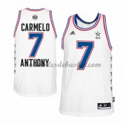 Maillot NBA Pas Cher East All Star Game Homme 2015 Carmelo Anthony 7#..