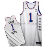 Maillot NBA Pas Cher East All Star Game 2015 Chris Bosh 1# NBA Swingman..