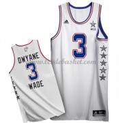 Maillot NBA Pas Cher East All Star Game 2015 Dwyane Wade 3# NBA Swingman..
