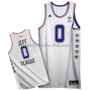 Maillot NBA Pas Cher East All Star Game 2015 Jeff Teague 0# NBA Swingman