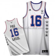 Maillot NBA Pas Cher East All Star Game 2015 Pau Gasol 16# NBA Swingman..
