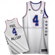 Maillot NBA Pas Cher East All Star Game 2015 Paul Millsap 4# NBA Swingman..