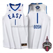 Maillot NBA Pas Cher East All Star Game 2016 Chris Bosh 1# NBA Swingman..