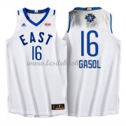 Maillot NBA Pas Cher East All Star Game 2016 Pau Gasol 16# NBA Swingman..