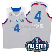 Maillot NBA Pas Cher East All Star Game 2017 Isaiah Thomas 4# NBA Swingman..
