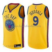 Maillot Basket Enfant Golden State Warriors 2018 Andre Iguodala 9# City Edition..