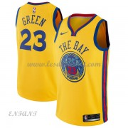 Maillot Basket Enfant Golden State Warriors 2018 Draymond Green 23# City Edition..