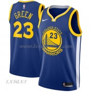Maillot Basket Enfant Golden State Warriors 2018 Draymond Green 23# Icon Edition..