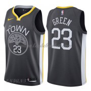 Maillot Basket Enfant Golden State Warriors 2018 Draymond Green 23# Statement Edition..