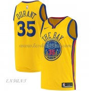 Maillot Basket Enfant Golden State Warriors 2018 Kevin Durant 35# City Edition..