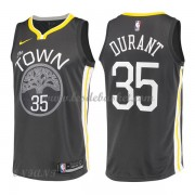 Maillot Basket Enfant Golden State Warriors 2018 Kevin Durant 35# Statement Edition..