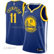 Maillot Basket Enfant Golden State Warriors 2018 Klay Thompson 11# Icon Edition..