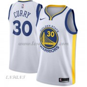 Maillot Basket Enfant Golden State Warriors 2018 Stephen Curry 30# Association Edition..