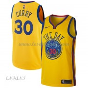 Maillot Basket Enfant Golden State Warriors 2018 Stephen Curry 30# City Edition..