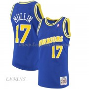 Maillot Basket Enfant Golden State Warriors 1993-94 Chris Mullin 17# Blue Hardwood Classics..