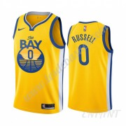 Maillot De Basket Enfant Golden State Warriors 2019-20 D'Angelo Russell 0# Statement Edition Swingma..