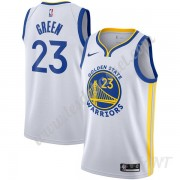 Maillot De Basket Enfant Golden State Warriors 2019-20 Draymond Green 23# Blanc Association Edition ..