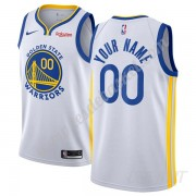 Maillot De Basket Enfant Golden State Warriors 2019-20 Blanc Association Edition Swingman..