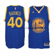 Maillot NBA Golden State Warriors 2015-16 Harrison Barnes 40# Road..