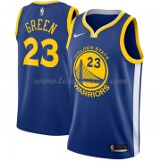 Maillot NBA Golden State Warriors 2018 Draymond Green 23# Icon Edition..