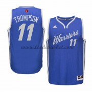 Maillot NBA Pas Cher Golden State Warriors Homme 2015 Klay Thompson 11# Noël Basket..