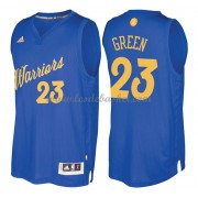 Maillot NBA Pas Cher Golden State Warriors 2016 Draymond Green 23# Noël Basket..