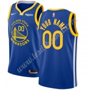 Maillot NBA Golden State Warriors 2019-20 Bleu Icon Edition Swingman