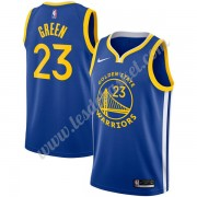 Maillot NBA Golden State Warriors 2019-20 Draymond Green 23# Bleu Icon Edition Swingman..