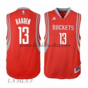Maillot Basket NBA Houston Rockets Enfant 2015-16 James Harden 13# Road..