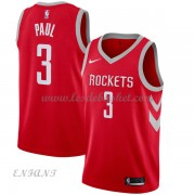 Maillot Basket Enfant Houston Rockets 2018 Chris Paul 3# Icon Edition..