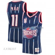 Maillot Basket Enfant Houston Rockets 2002-03 Yao Ming 11# Navy Hardwood Classics..
