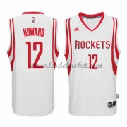 Maillot NBA Houston Rockets 2015-16 Dwight Howard 12# Home..