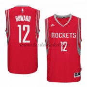 Maillot NBA Houston Rockets 2015-16 Dwight Howard 12# Road..
