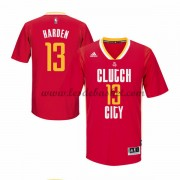 Maillot NBA Houston Rockets 2015-16 James Harden 13# Pride..