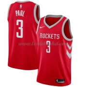 Maillot NBA Houston Rockets 2018 Chris Paul 3# Icon Edition..