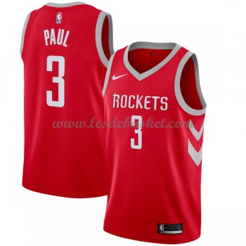 Maillot NBA Houston Rockets 2018 Chris Paul 3# Icon Edition