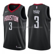 Maillot NBA Houston Rockets 2018 Chris Paul 3# Statement Edition..