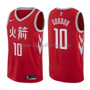 Maillot NBA Houston Rockets 2018 Eric Gordon 10# City Edition..