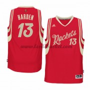 Maillot NBA Pas Cher Houston Rockets Homme 2015 James Harden 13# Noël Basket..
