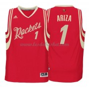 Maillot NBA Pas Cher Houston Rockets 2015 Trevor Ariza 1# Noël Basket..