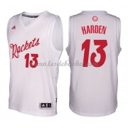 Maillot NBA Pas Cher Houston Rockets 2016 James Harden 13# Noël Basket..