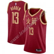 Maillot NBA Houston Rockets 2019-20 James Harden 13# Rouge City Edition Swingman..