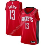 Maillot NBA Houston Rockets 2019-20 James Harden 13# Rouge Icon Edition Swingman