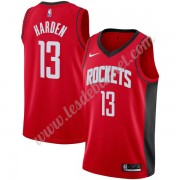 Maillot NBA Houston Rockets 2019-20 James Harden 13# Rouge Icon Edition Swingman..
