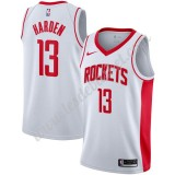 Maillot NBA Houston Rockets 2019-20 James Harden 13# Blanc Association Edition Swingman