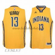 Maillot Basket NBA Indiana Pacers Enfant 2015-16 Paul George 13# Alternate..