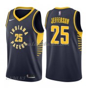 Maillot Basket Enfant Indiana Pacers 2018 Al Jefferson 25# Icon Edition..