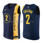 Maillot Basket Enfant Indiana Pacers 2018 Darren Collison 2# City Edition..