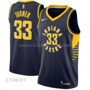 Maillot Basket Enfant Indiana Pacers 2018 Myles Turner 33# Icon Edition..